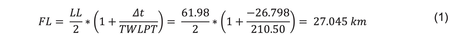 REE equation